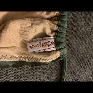 Luli Fama bikini army green. Size XL.